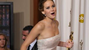 Diễn viên trẻ Jennifer Lawrence