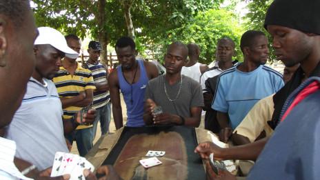 Imigrantes haitianos no Acre. Fotos: Fábio Pontes/BBC
