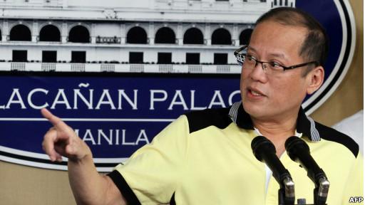 Presiden Filipina, Benigno Aquino
