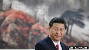 Ông Tập Cận Bình, Tổng bí thư đảng Cộng sản Trung Quốc