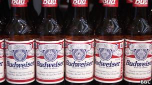 Budweiser (Foto BBC)