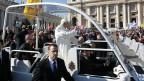 Buổi lễ cuối của Giáo hoàng Benedict XVI