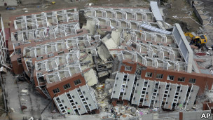 Terremoto en Chile, año 2010