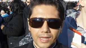 Padre Moiséis Coelho (Rogerio Wassermann/BBCBrasil)