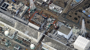 Planta de Fukushima