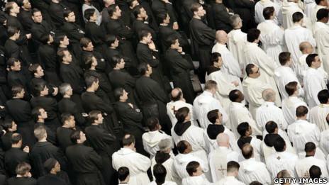 Papa celibato