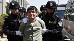 糯康在云南接受注射死刑(1/3/2013)