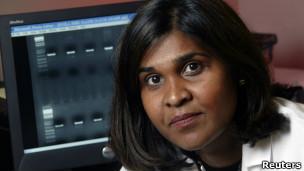 Deborah Persaud | Foto: Reuters