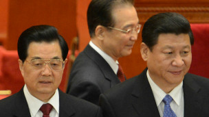चीन के नेता