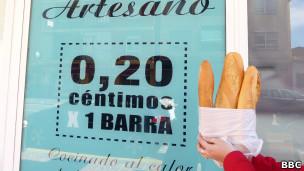 Promoción de pan en Quart de Poblet