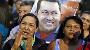 'O céu ficou vermelho': luto, tensão e júbilo em Caracas - BBC Brasil ...