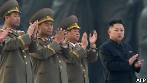 朝鲜2月进行金正恩执政后的首次地下核试验