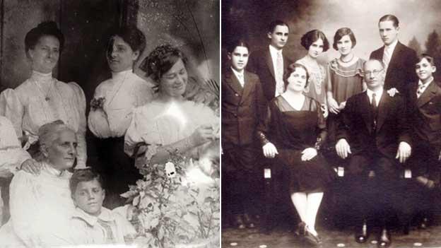 Antepasados de Doreen Carvajal