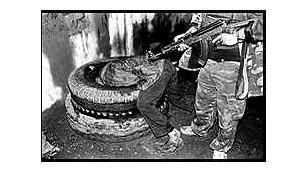 Presunta tortura en Irak