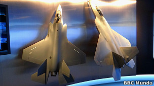 Centro de demostración del F-35