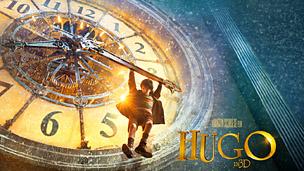 """Poster de la película """"Hugo"""" de Martin Scorsese"""