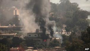埃及塞得港示威
