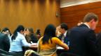 The informal meeting on Sri Lanka in Geneva