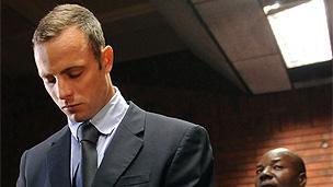Pistorius pensa em suicídio, diz amigo à BBC - BBC Brasil - Notícias