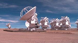 Alma antenas