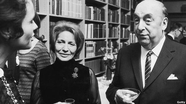 Pablo Neruda en la BBC