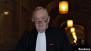 Адвокат Оливье Метцнер
