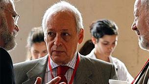 Horacio Verbitsky. Foto cortesía: CELS