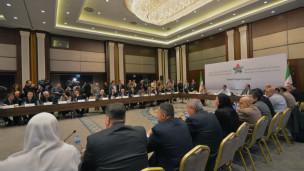 Reunión de la oposición siria en Estambul