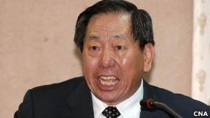 台湾国安局长蔡得胜