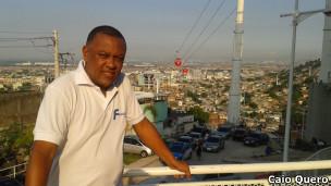 Celso Athayde (Foto: Caio Quero/BBC Brasil)