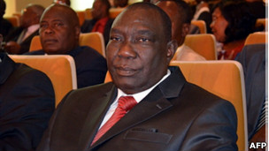 Le chef de la rébellion Michel Djotodia est ciblé par les sanctions de l'Union Africaine.