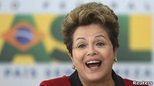 Dilma Rousseff (archivo