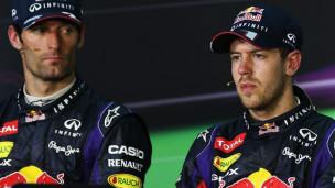 Webber dan Vettel