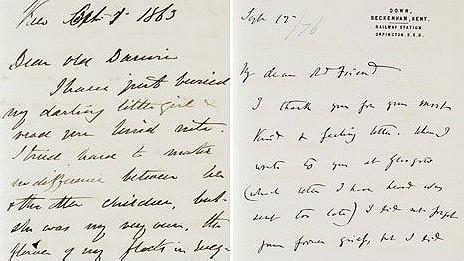 Carta de Darwin