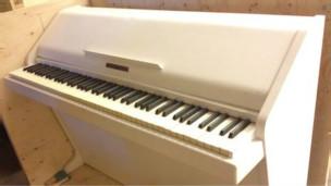 Piano de Benny Andersson
