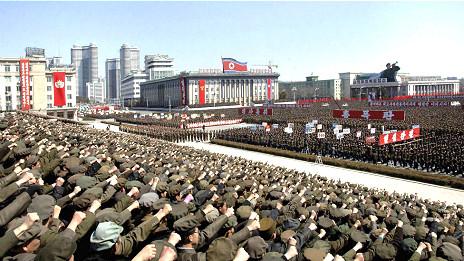 Bắc Hàn bước vào 'tình trạng chiến tranh'
