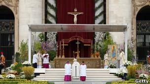 Foto del Vaticano (archivo)