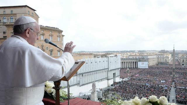 Papa Francisco. AFP