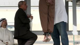 اعدام در کویت