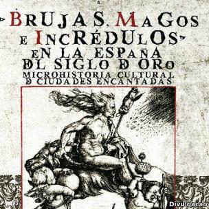 Capa do livro sobre bruxaria (Foto Divulgação)