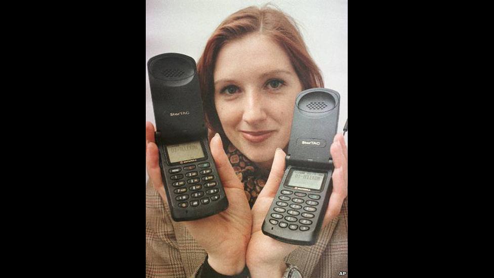 تطور الهاتف المحمول خلال سنواته الأربعين
