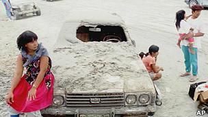 erupción del Pinatubo