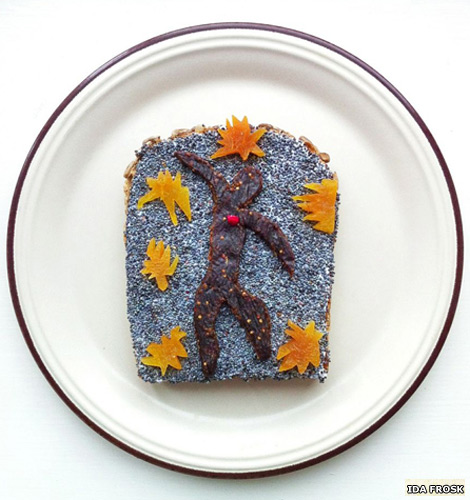 The Art Toast Project presents: Matisse (Icarus)