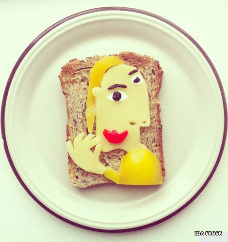 The Art Toast Project presents: Picasso