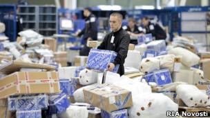 «Почта России» перешла в ведение Минкомсвязи