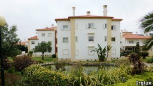 Imovel em Portugal (Foto Irglux)