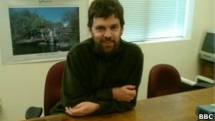 El científico Neil Pederson