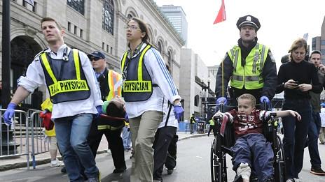 Đánh bom ở Boston