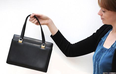 Margaret Thatcher's handbag