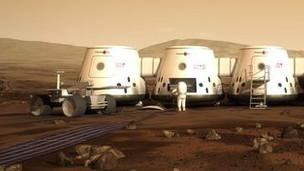 Proyecto Mars One